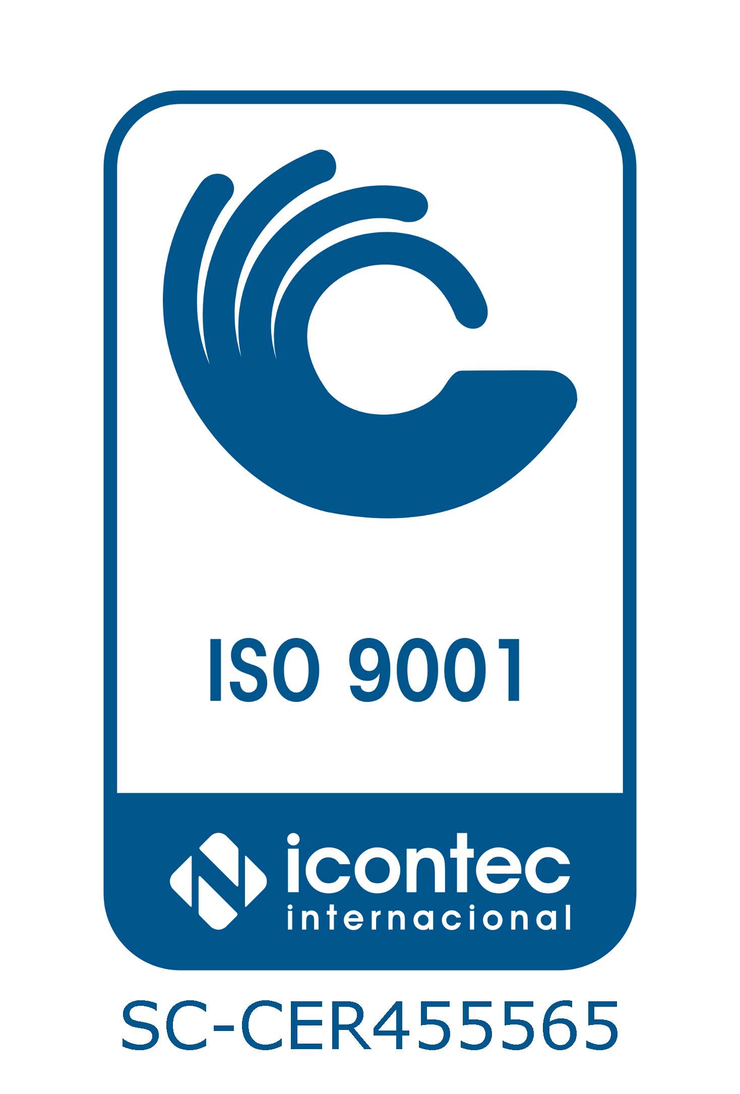 logo de ntc 9001